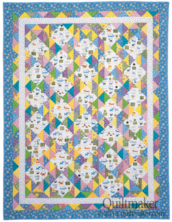 QMM ATF03 scraphappy 350 Quiltmaker Classics: 29 All Time Favorite Quilts