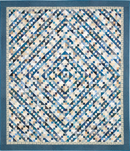 QMSIP BLUERIDGE 450flat New Special Issue: Quiltmaker Reader Favorites Summer 17