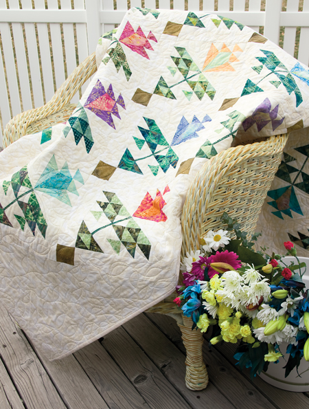 QMSIP PETALS 450style New Special Issue: Quiltmaker Reader Favorites Summer 17