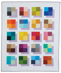 Quick Quilts Four-Square Float: FREE Alternate Size Option