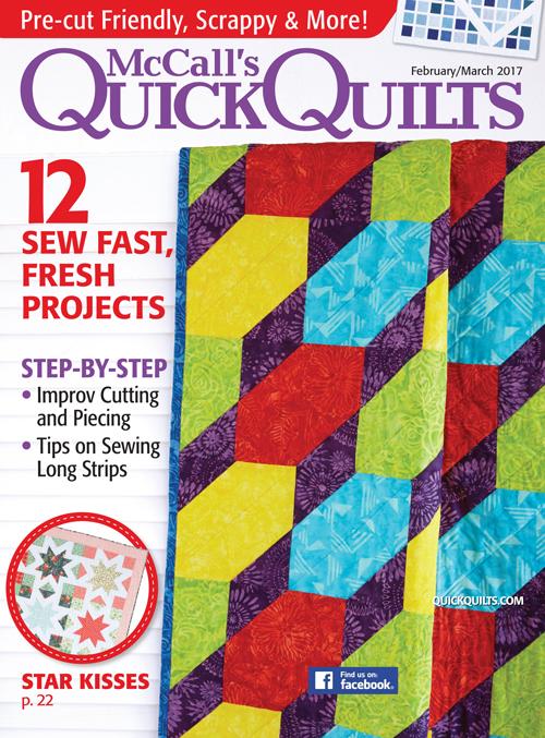 QQ1703 Cover 500px Rainbow Lattice: A Visit with Heidi Pridemore
