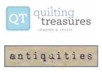 QT logo Kansas Troubles Quilt Block   Cool Construction Trick
