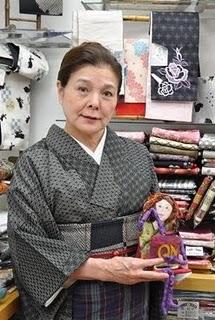 QUINCIE AT ASAKUSA SHOP Meet Yoko Saito, Shop Tokyo