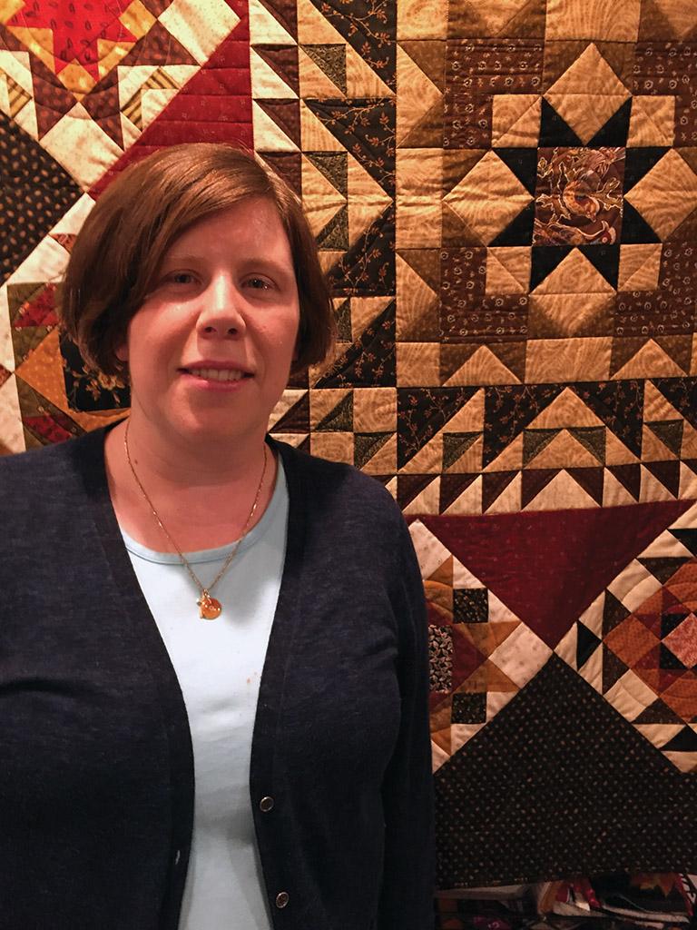 Sharon Riley -- Fons & Porter Contributor