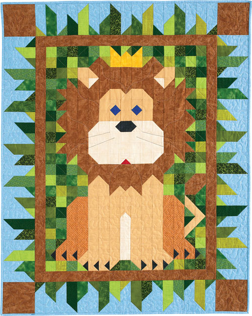 RegalPatch Quiltmakers Patch Pals Collection