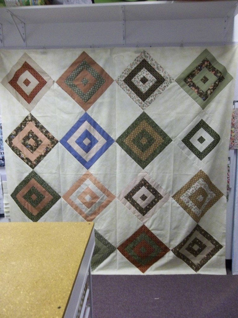 Free-motion quilting with a pattern | Inside Quilters Newsletter ...