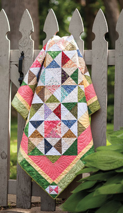 Scrap Quilts Fall 2013 Fons Amp Porter The Quilting Company