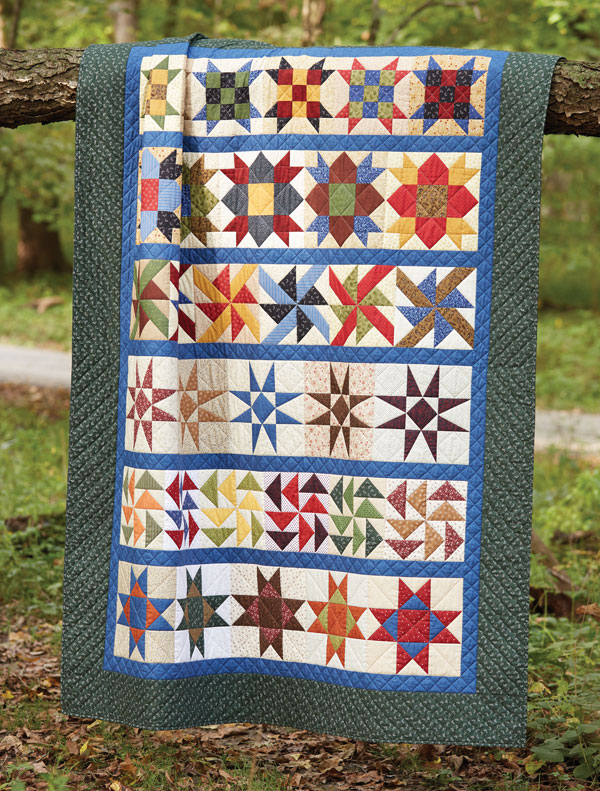 Patchwork Pleasure Quilt Fons Porter The Quilting Company