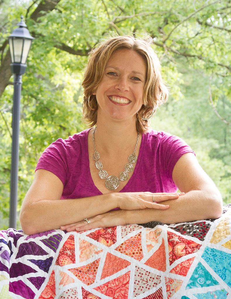 Lisa Swenson Ruble -- Fons & Porter Contributor