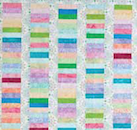 Free Jelly Roll Quilt Pattern - Gelato