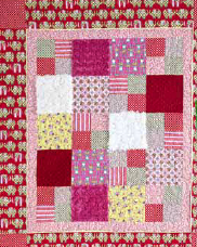 A Sweet Girl Quilt Pattern