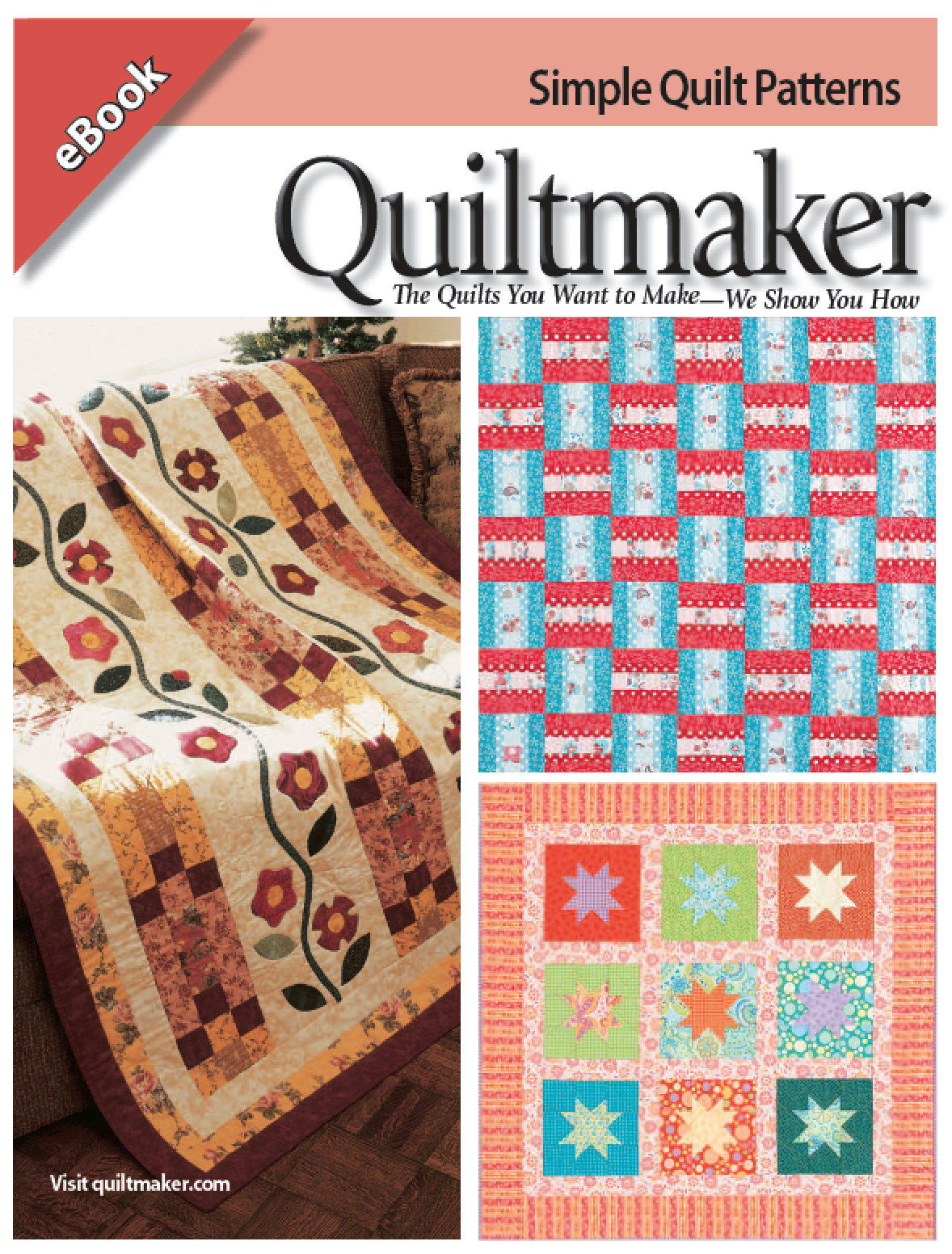 3 Free Simple Quilt Patterns The Quilting Company