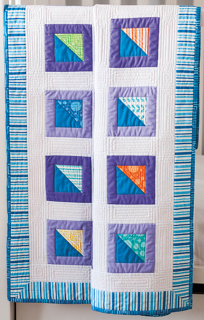 Shadow Boxes Quilt Pattern