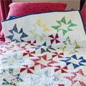 Shimmer Lap Size Quilt Pattern