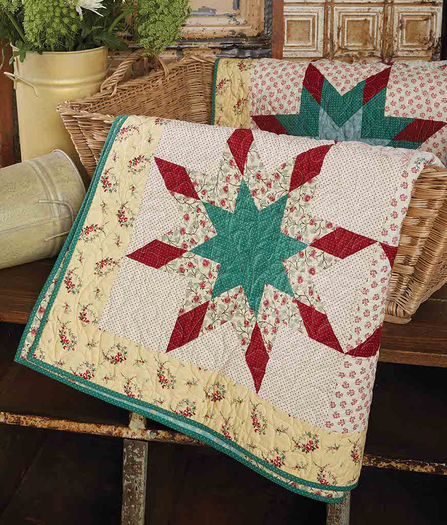 Shooting Stars Quilt Fons Amp Porter The Quilting Company
