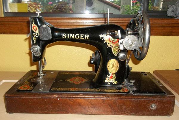 Singer2 My Vintage Sewing Machines