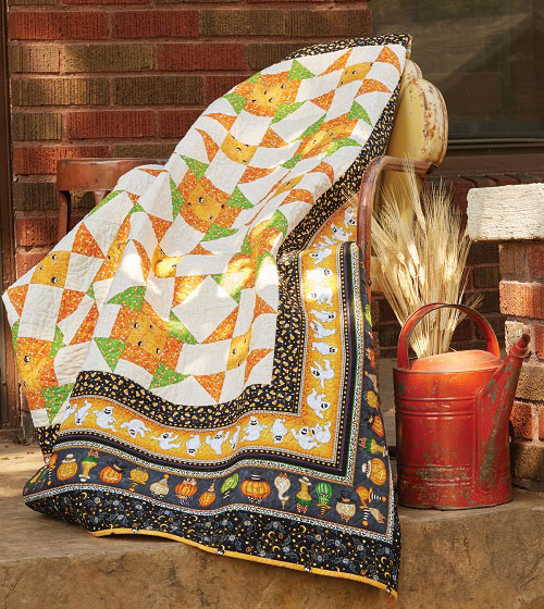 Spooktacular Quilt 10 Favorite Quilts for Fall and Halloween