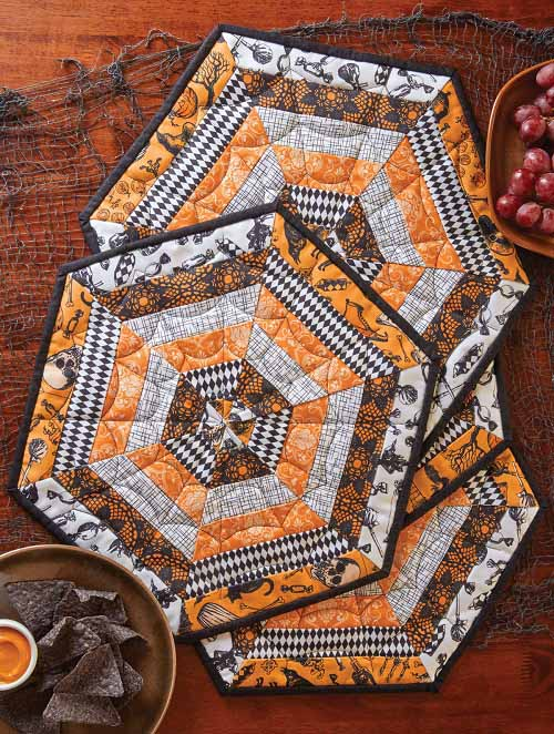 Spooky Placemats 10 Favorite Quilts for Fall and Halloween