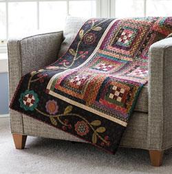 Springs & TwigsFat Quarter Friendly Quilt - The Quilting Company : kim diehl quilt patterns - Adamdwight.com