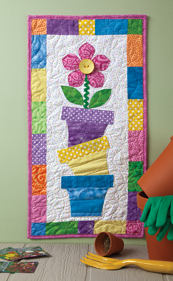 Spring Skinnie 10 Spring Quilt Patterns & Project Ideas