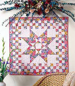 Friday Free Quilt Patterns: Spring Splash Wall Quilt Pattern ... : spring quilt patterns - Adamdwight.com