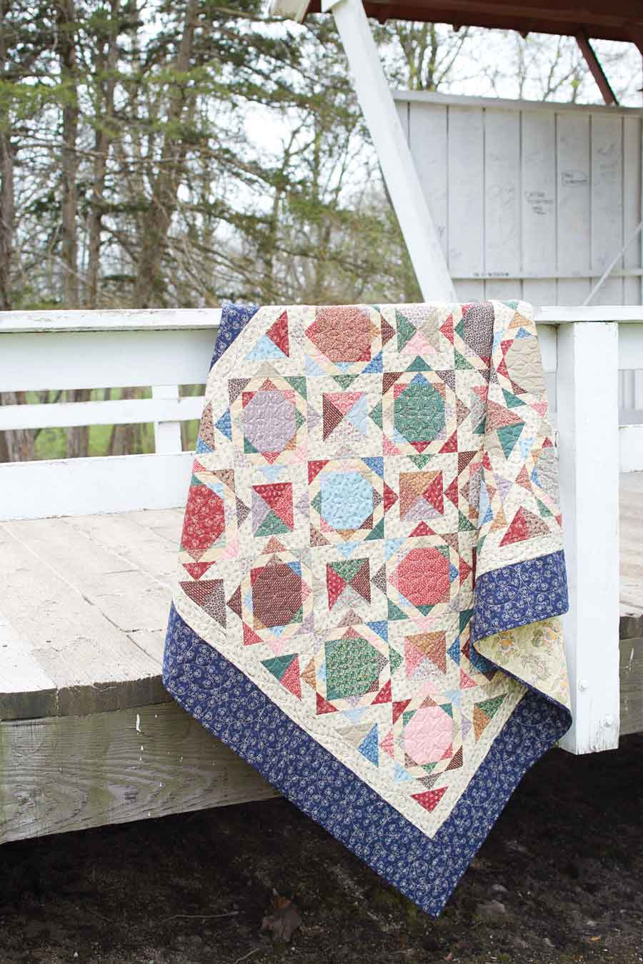 Square It Up Quilt