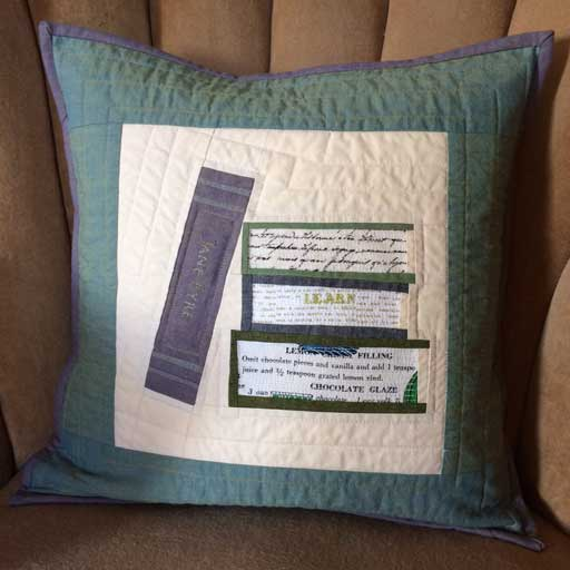 Stack of Books Workshop Wednesday: Paper Piecing Pointers