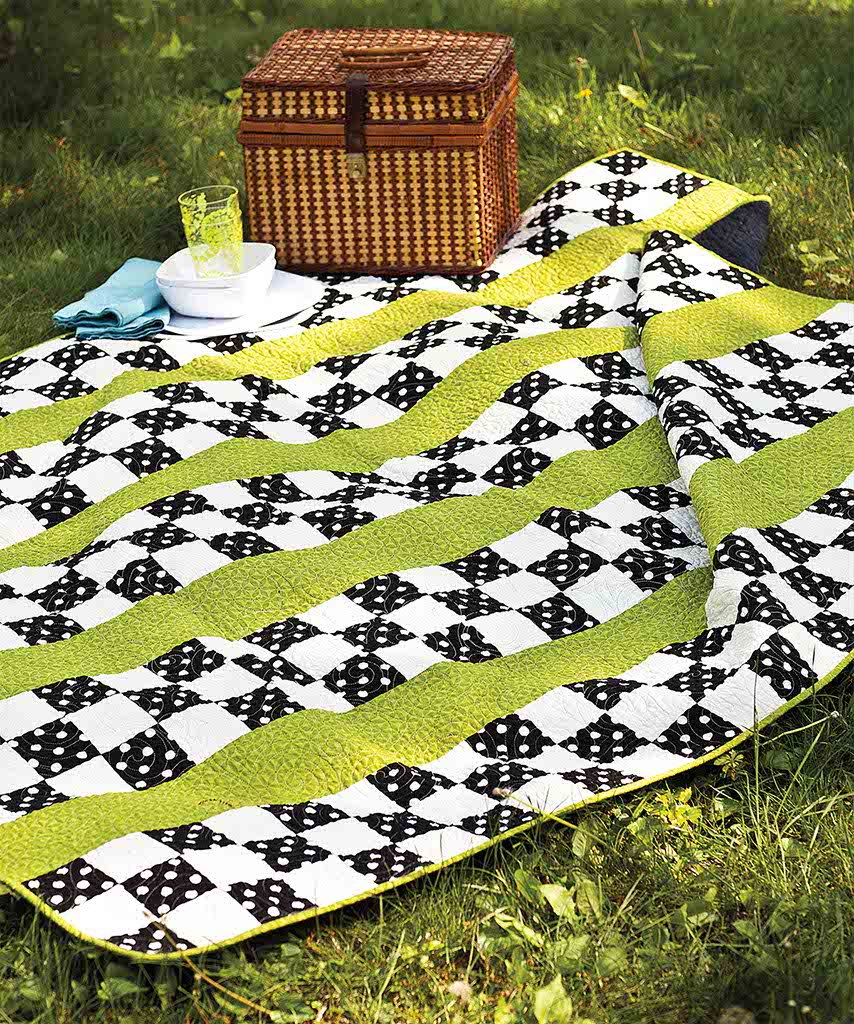 Quilty May June 2017 Fons Amp Porter The Quilting Company