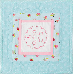 Sweet Somethings Blue FLAT 300px Top Ten Valentine Quilts and Projects