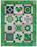 Tales 125 Friday Free Quilt Patterns: Celtic Twist Lap Quilt