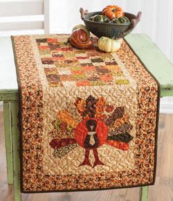 Let's Talk Turkey - The Quilting Company : turkey quilt block - Adamdwight.com