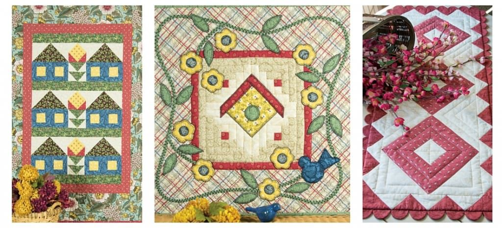 Thimbleberries Project of the Month Club - Fons & Porter - The ... : thimbleberries quilt club - Adamdwight.com