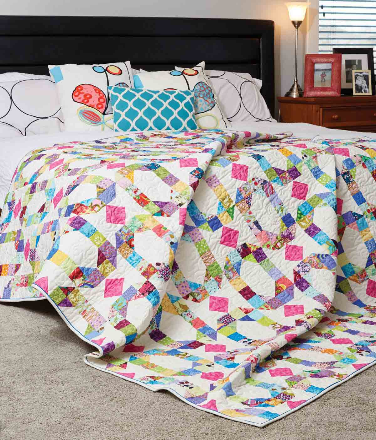 Throw Caution to the Wind Quilt