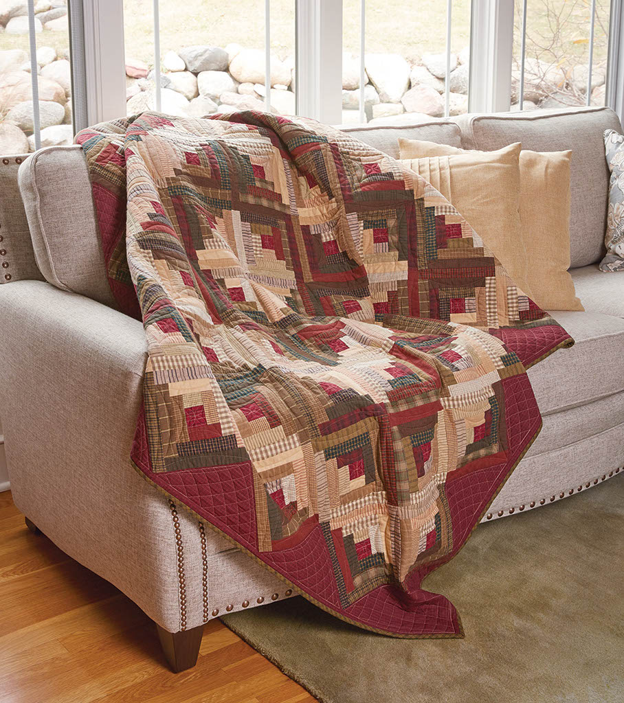 Town Square Quilt Fons Amp Porter The Quilting Company