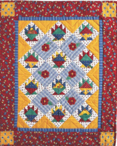BLOCK Friday: Basket Quilts - Fons & Porter - The Quilting Company : quilting basket - Adamdwight.com