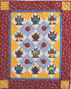 Traditional_Basket_Quilt_Pattern
