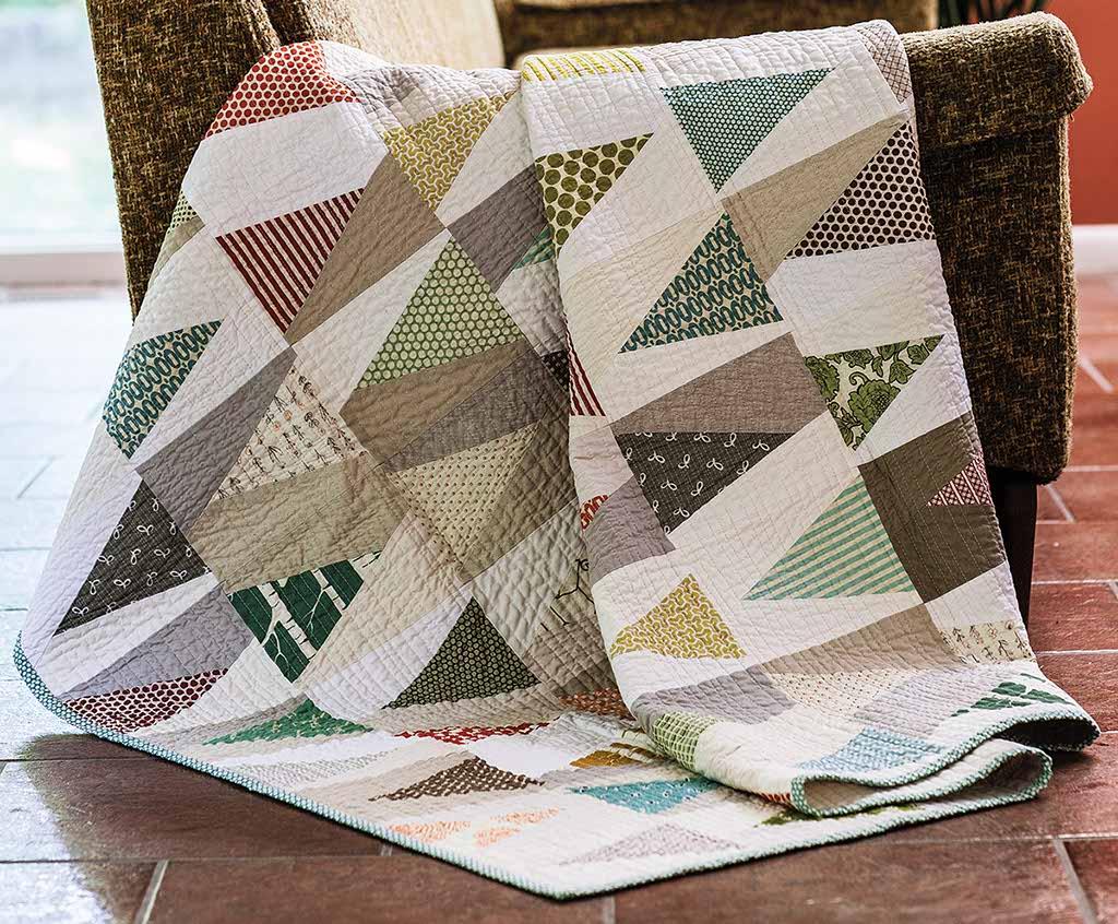 Trail Marker Quilt Pattern