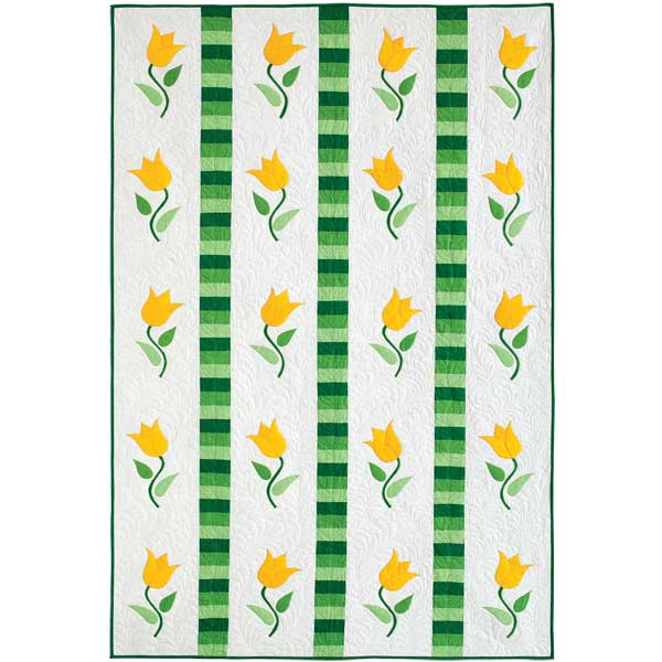 Friday Free Quilt Patterns Tulip Twist Mccalls Quilting Blog