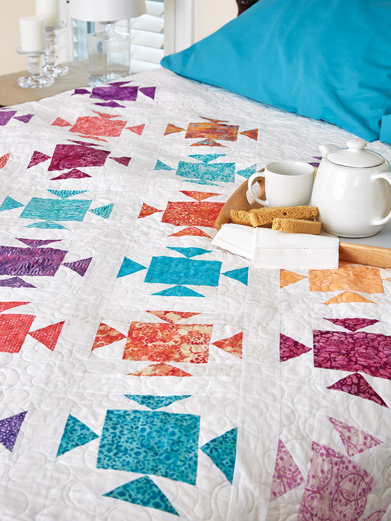 Two Charming Quilt