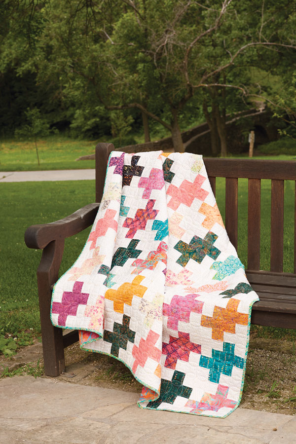 Twice As Nice Quilt Fons Porter The Quilting Company