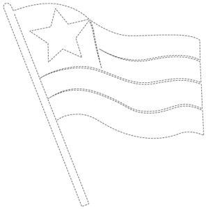 Uncle Sam's Flag
