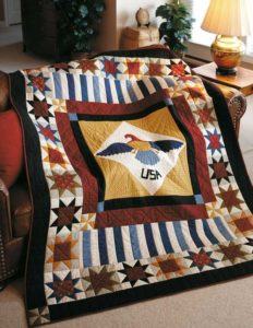 Valiant Eagle Quilt