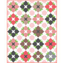 Full Bloom: FREE Twin Quilt Pattern