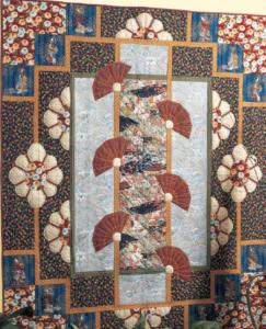 Asian quilt photos