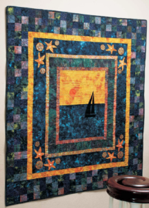 Applique Quilting for Your DIY Wall Decor