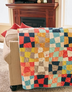 Willy Wonky Quilt