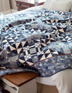 Winter Frost Quilt