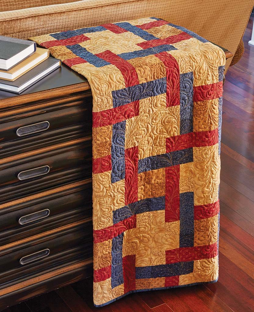 BLOCK Friday: Woven Quilts & Quilt Blocks