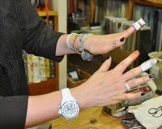 YOKO SAITO AND THIMBLES Meet Yoko Saito, Shop Tokyo