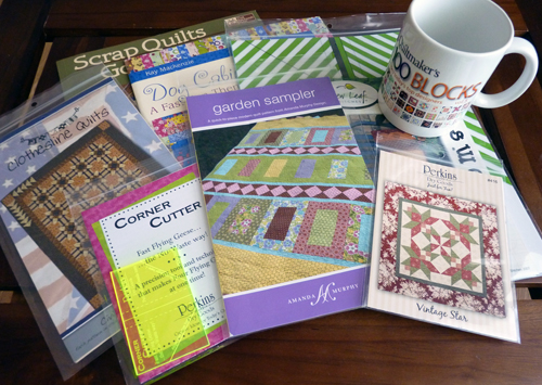 assorted items 100 Blocks Blog Tour: Day 1 Welcome, Giveaways!